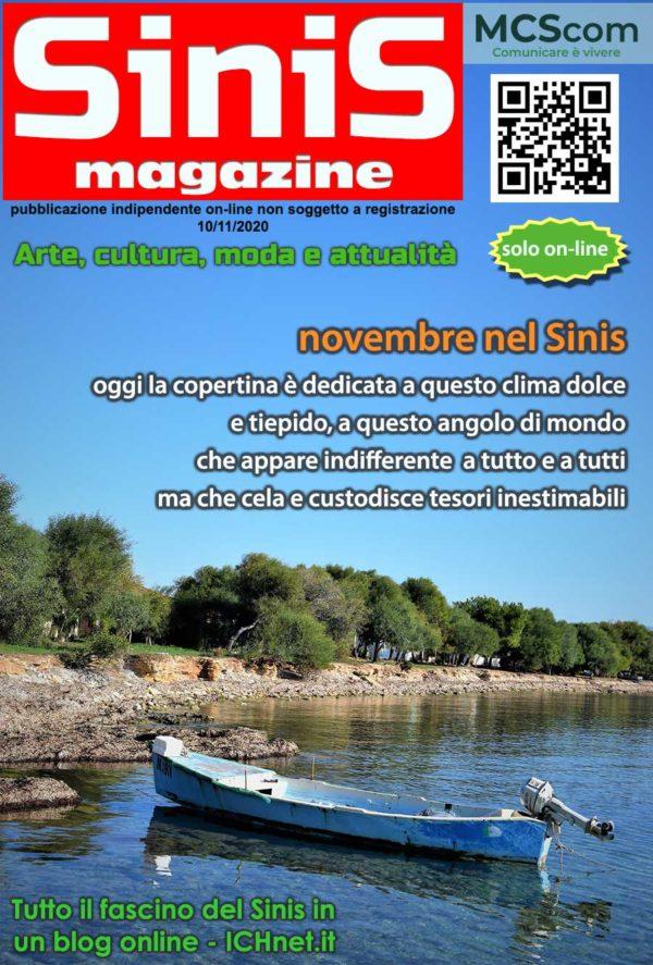 SiniS magazine 8 – Giganti e Nuraghi