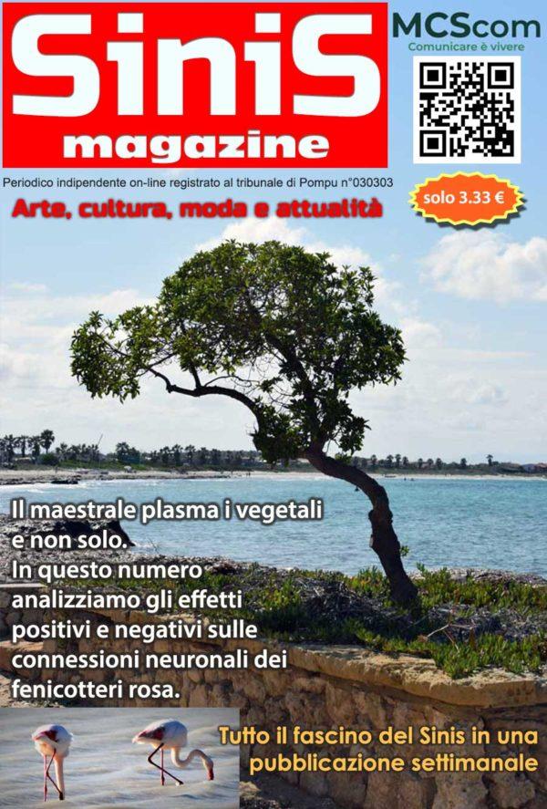 Sinis Magazine 1