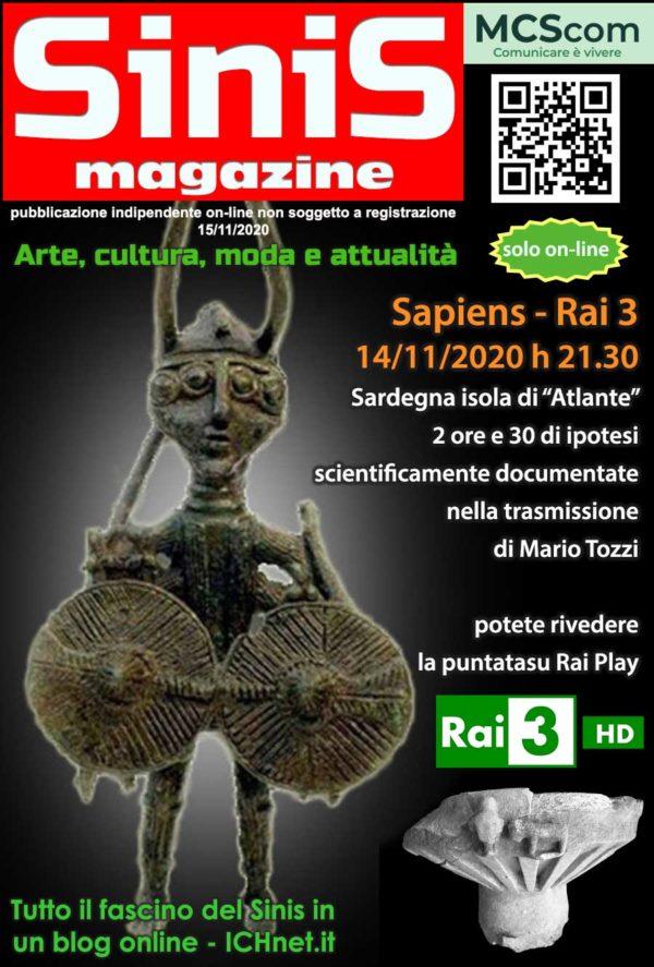 Sinis Magazine 10 – Sapiens, un solo pianeta
