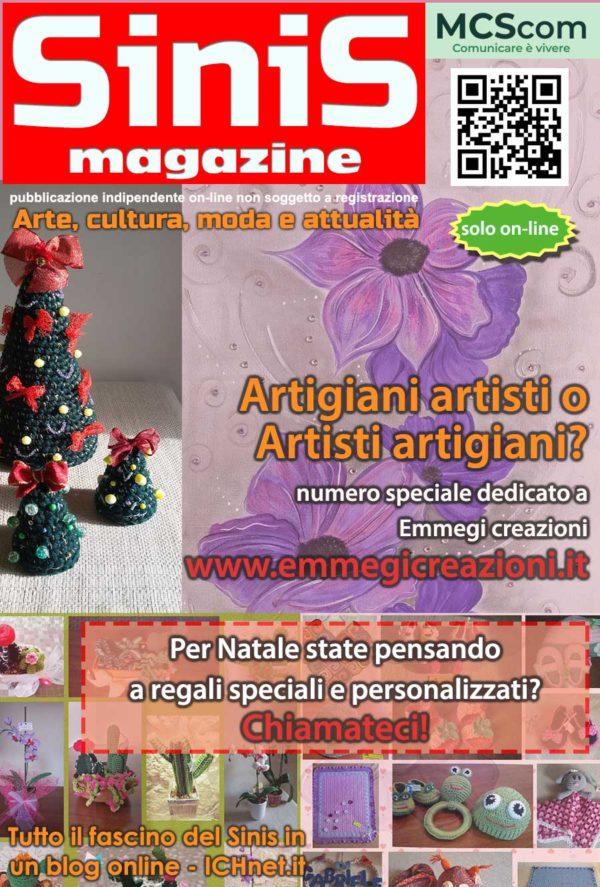 SiniS magazine – Emmegi Creazioni