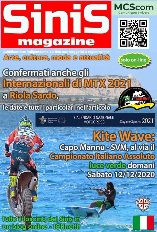 SiniS magazine 15 Motorsport e Watersport nel Sinis